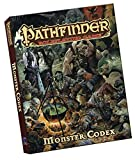 Pathfinder Roleplaying Game: Monster Codex Pocket