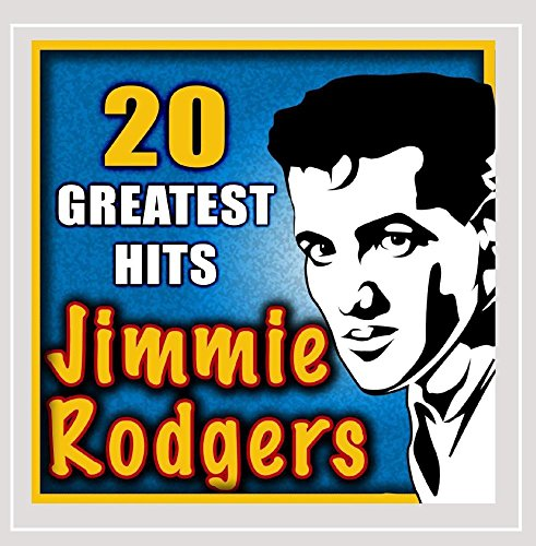 20 Greatest Hits (Rodgers Cd Jimmie)