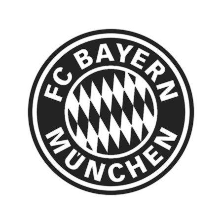 Amazon Bayern Munchen Viinyl Sticker Automotive