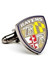 Cufflinks Inc Men's Baltimore Ravens