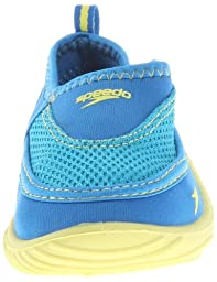 Speedo Surfwalker Pro Water Shoe (Toddler),Imperial Blue/Sulphur Spring,Small (4/5 M US Toddler)