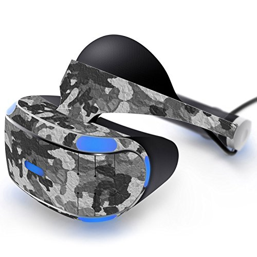 Beracah Skin Sticker for PS VR Skin Sticker Protector Cover Decal Camouflage