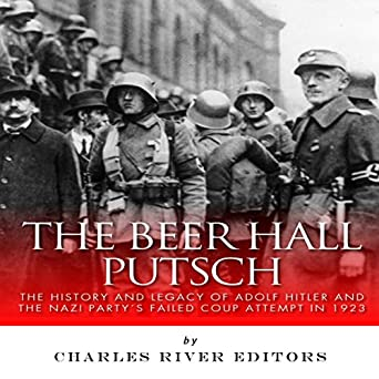 What were the aims of the Munich Putsch?