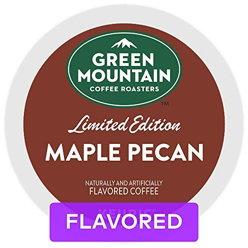 【2019春夏新色】 Green Mountain 96 Coffee [並行輸入品] Roasters Green Mountain Coffee Maple Pecan K-Cup Single Serve Keurig K-Cup Pods Flavored Coffee 96 Count 96 Count [並行輸入品] B07N4MCXRZ, スミタチョウ:de71ac72 --- arianechie.dominiotemporario.com