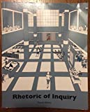 img - for Rhetoric of Inquiry book / textbook / text book