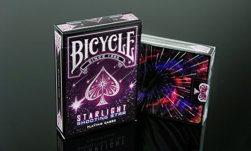 Bicycle Starlight Shooting Star Playing Cards