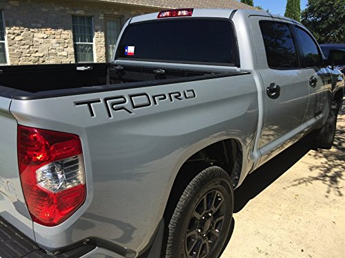 Tundra Trd Pro >> Amazon Com Bdtrims Truck Bed Trd Plastic Letters Inserts Fits