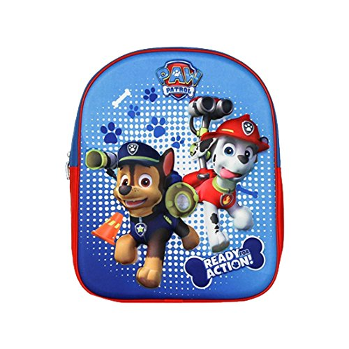 Valuvic Sambro Paw Patrol EVA Boys Junior Backpack