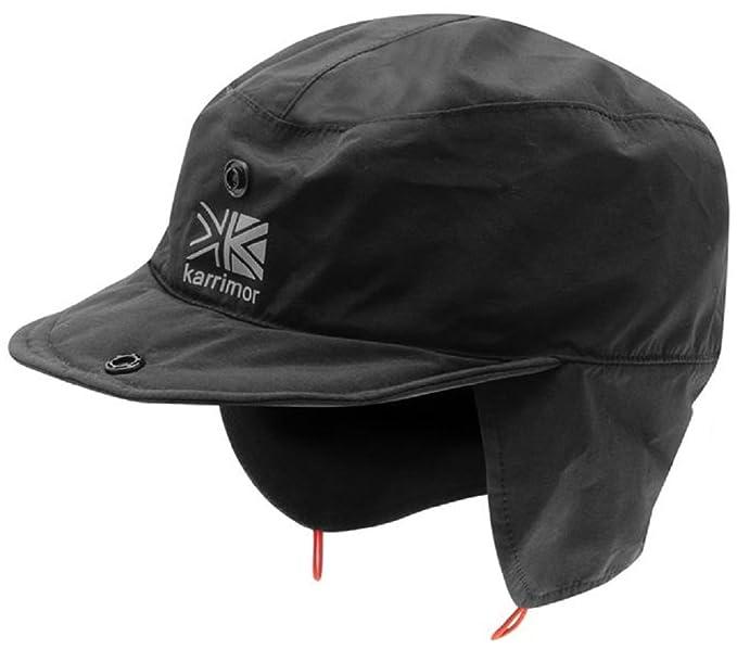 Sombrero para la montaña, de la marca Karrimor, extremadamente impermeable, gorra para hombres: Amazon.es: Ropa y accesorios