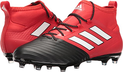 Fg Red Soccer Shoes - 1