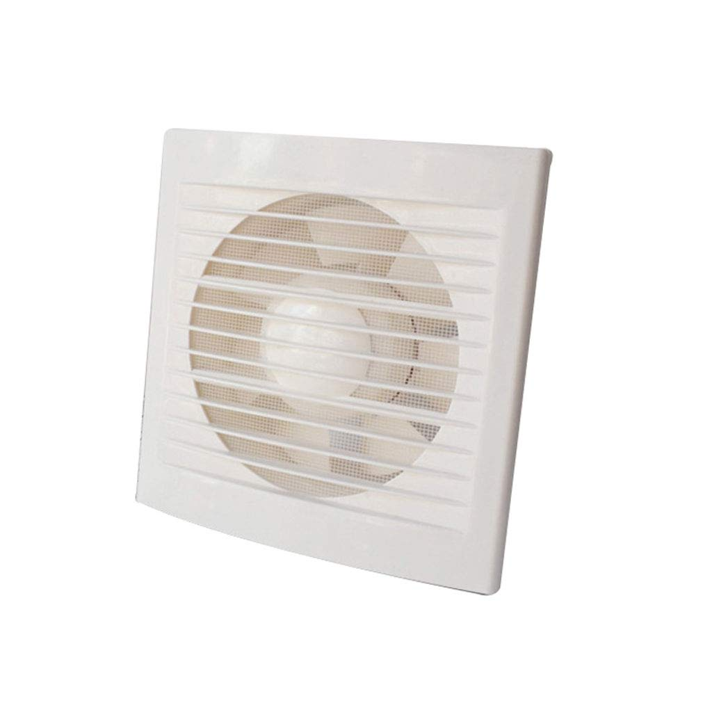 Moolo Exhaust Fan, Window Type Bathroom Kitchen Wall Glass Small Ventilation Fan