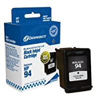 Dataproducts DPC65WN Remanufactured Ink Cartridge Replacement for HP #94 (C8765WN) (Black)