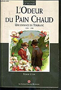 Paperback Odeur du Pain Chaud [French] Book