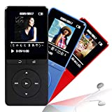 Best 64 Gb Sd Card For Musics - FecPecu 8GB MP3 Player, Music Player Hi-Fi Sound Review