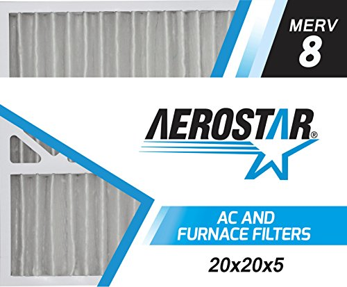 20x20x5 Honeywell Replacement Furnace Aerostar