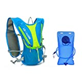 Home-Neat Hydration Pack Backpack 2L Bladder for Hiking, Cycling, Racing