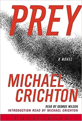 Ebook prey download crichton michael