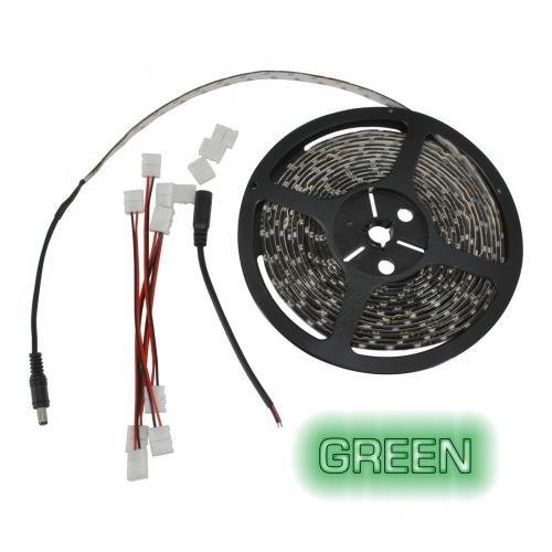 Nippon NLK216CGR Pipedream 16ft Roll Flexible LED Strip, Green