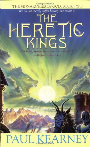 Read Online The Heretic Kings (The Monarchies of God, Book 2) pdf