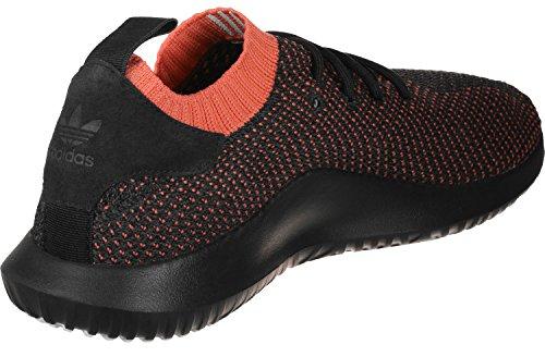 Adidas Hommes Sneaker Tubulaire Ombre Primeknit, Noir Noir