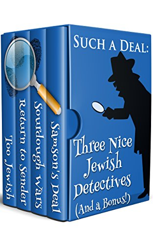 Such Deal Three Jewish Detectives ebook product image
