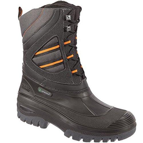 Spirale 581060–�?00–�?6Halifax gefüttert Boots, Grau, 36