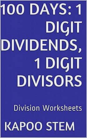 On Under In Worksheet Excel Amazoncom  Division Worksheets With Digit Dividends   2013 Child Tax Credit Worksheet with Tell Time Worksheets Free Printables Word Digital List Price  Past Perfect Continuous Worksheet Excel