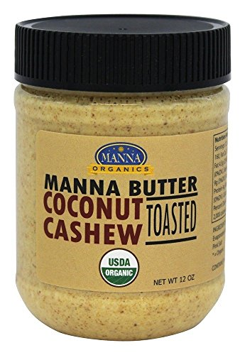 Manna Butter Coconut Cashew Toasted product image