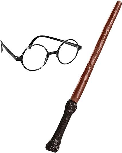 Schoolboy Specs Novelty Glasses Potter Harry Fancy Dress Accessory Prop