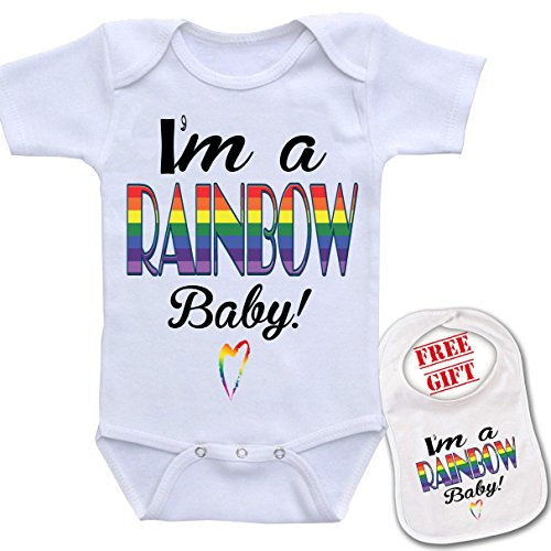 Rainbow Custom boutique bodysuit matching