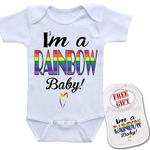Rainbow Custom boutique bodysuit matching