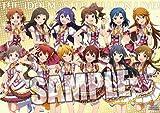 The idolmaster million live! B2 poster
