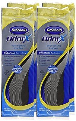 Dr. Scholls Odor-X Ordor Fighting