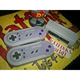 Dual Turbo Wireless Remote System for Super Nintendo