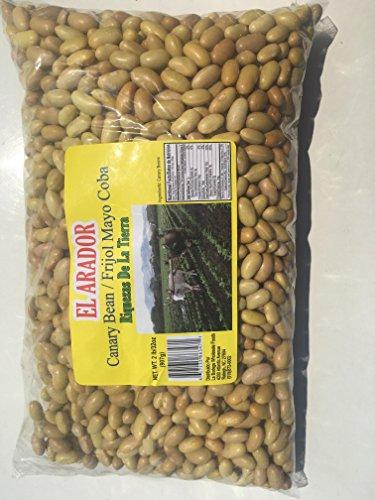 Peru Food Peruano Frijol Canario Mayo Coba Mayocoba Beans Beans 2 Pound Bag