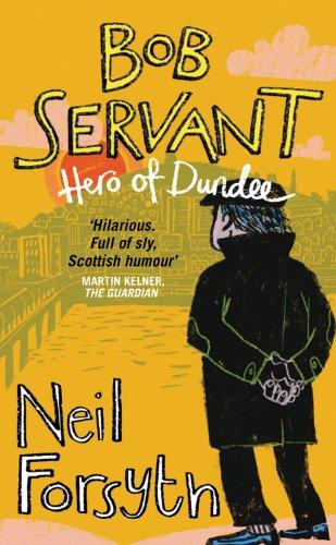 book cover of Bob Servant