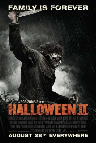 (Halloween 2 Poster Movie C 11x17 Sheri Moon Zombie Chase Wright Vanek Scout)