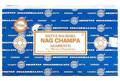 Nag Champa Incense Sticks 1 Kilogram / 1,000 Grams by SpiritualImports