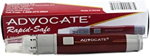 Advocate Lancing Device
