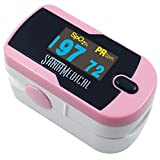 Santamedical Generation 2 OLED Fingertip Pulse Oximeter Oximetry Blood Oxygen Saturation Monitor