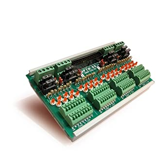 Opto 22 SNAP-IDC-HDB - Fused Breakout Rack for Snap 32-Channel Digital (Discrete) Input Module