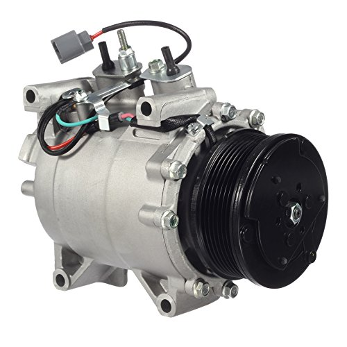2.4l A/c - AC Compressor & A/C Clutch For 2002 2003 2004 2005 2006 Honda CR-V 2.4L