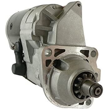 Starter New replaces John Deere AR11305 AT15335 TY1456 TY26008 TY6722