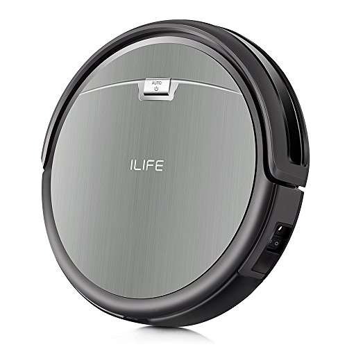 ILIFE A4s Robot Vacuum Cleaner with Strong Suction and Remot