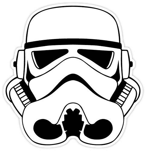 Star Wars Stormtrooper Mask 4