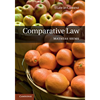 Comparative Law (Law in Context) (English Edition)