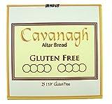 communion gluten free - Box of 25 Gluten Free Alter Bread, 1 3/8 Inch