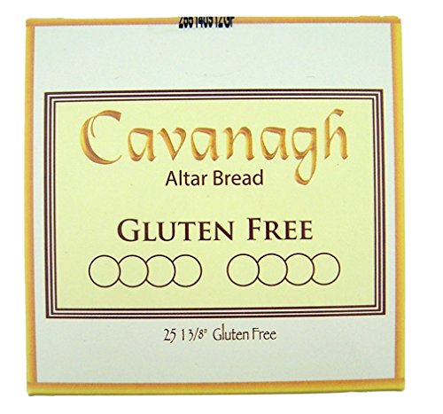UPC 791154485064, Box of 25 Gluten Free Alter Bread, 1 3/8 Inch