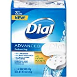 Dial Advanced Bar Soap, Hydrofresh Scent, 5 Ounce Bars, 2 Count (Pack of 24) Review