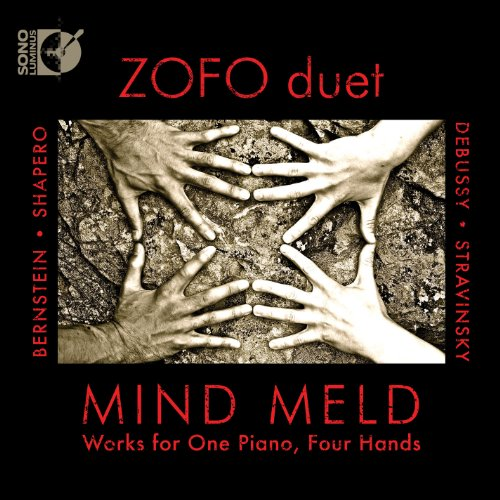 Price comparison product image Mind Meld: Works For One Piano, Four Hands